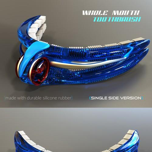 Diseño finalista de russell.the.ice