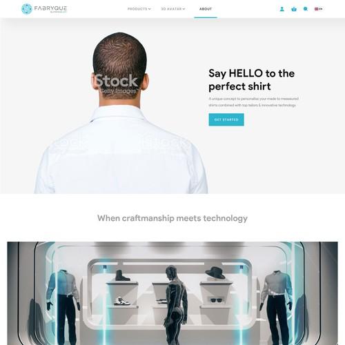 Runner-up design by ken&co Agency