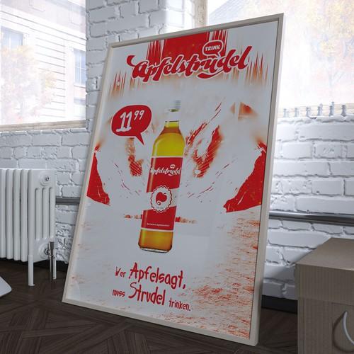 Ontwerp van finalist Graphic Design Stories
