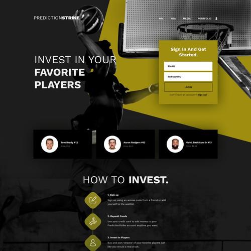 Runner-up design by iva