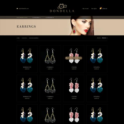 Design finalista por KR Designs