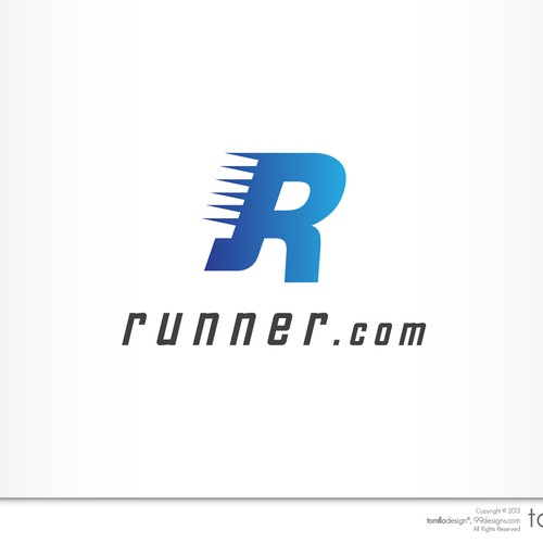 Runner-up design by Tomillo
