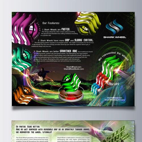 Diseño finalista de Wilson López Ajtun