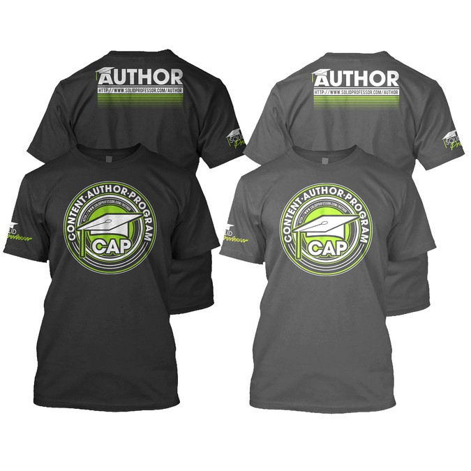 T Shirt Design For Innovative Online Learning Company T