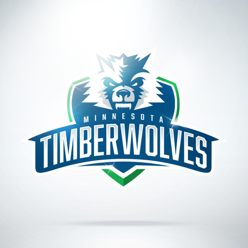 Community Contest: Design a new logo for the Minnesota Timberwolves! Design von TinBacicDesign™