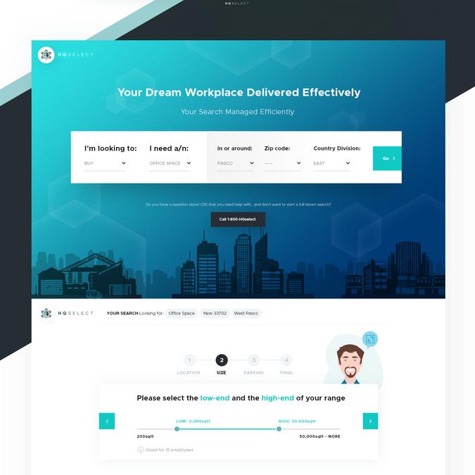 Winning design by TenSix