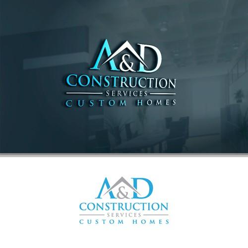 A D Builder Logo Design Contest 99designs