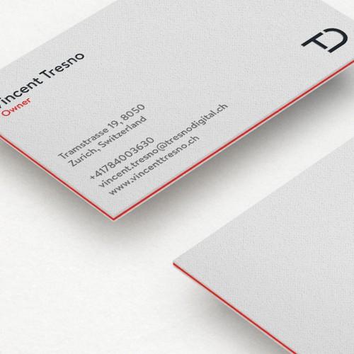 Zweitplatziertes Design von Ohmega (Anish K)