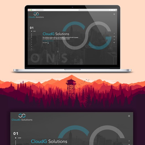 Runner-up design by TopClas