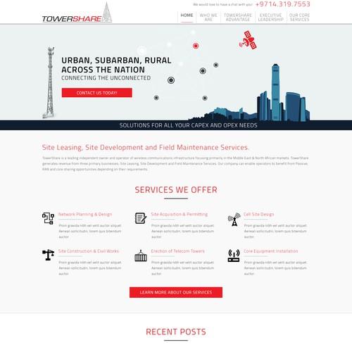 Runner-up design by PixelNerds
