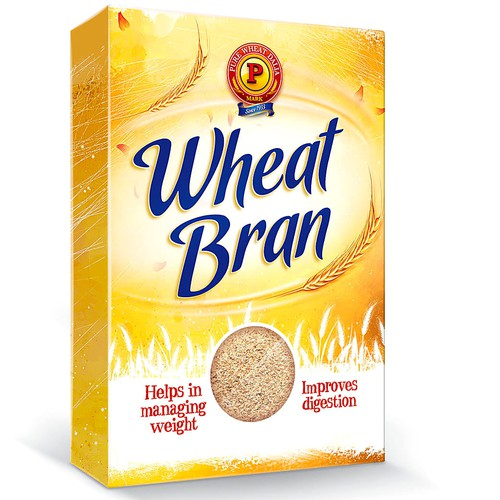 Wheat Bran Packaging | Product packaging contest