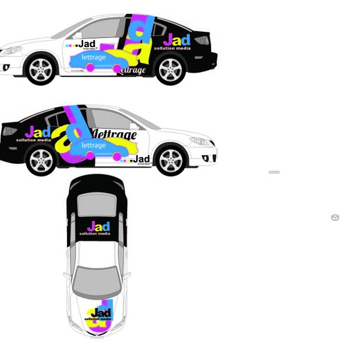 Runner-up design by 4ziz