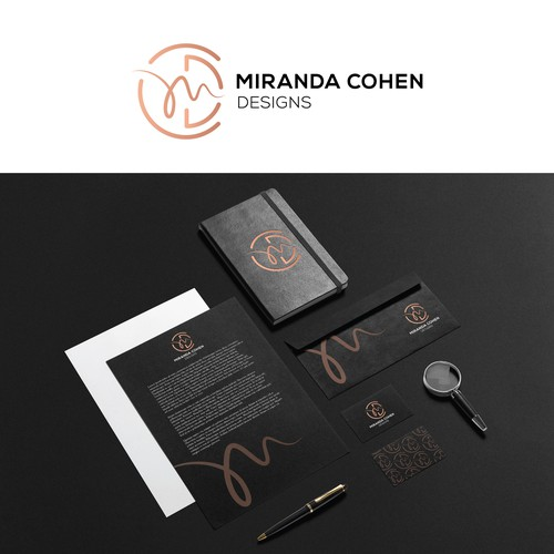 New Interior Design Firm Looking For Luxe Branding Logo Brand Identity Pack Contest 99designs