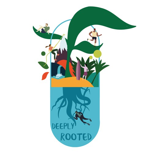 Runner-up design by Zutartist
