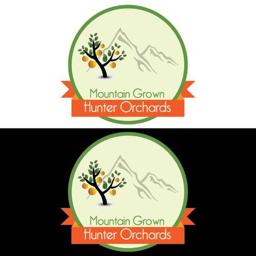 Organic farm seeks logo that evokes a fresh, handmade, yet sophisticated feeling Design by qweqweqweerwerwerwerwer