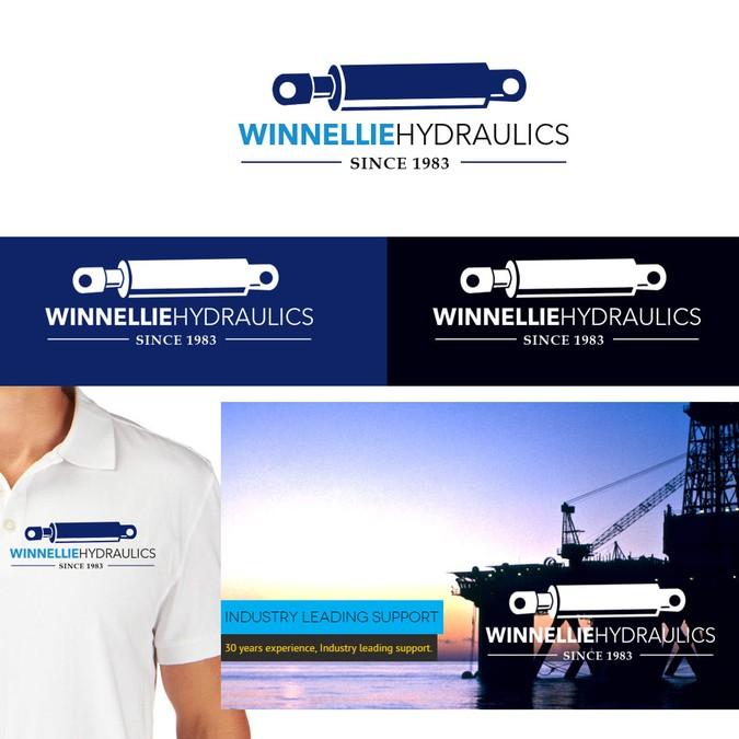 Winning design by Deny Branding