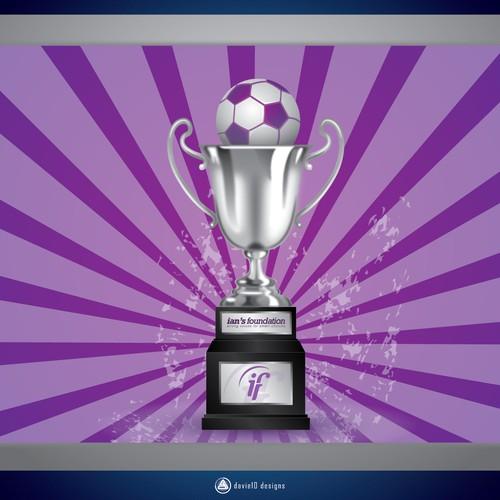 Runner-up design by davie10