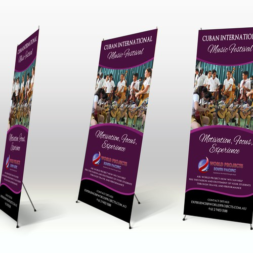 Runner-up design by CONCEPTO ™