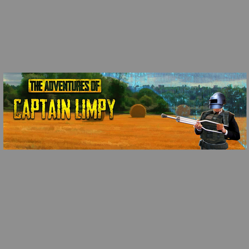 Twitch Banner The Adventures Of Limpy Facebook Cover Wettbewerb