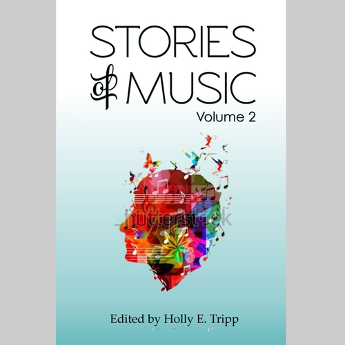 Music Book Cover Design : Stories of music volume book cover contest