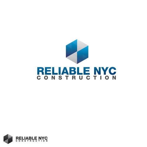 Help RELIABLE NYC CONSTRUCTION with a new logo | Logo ...