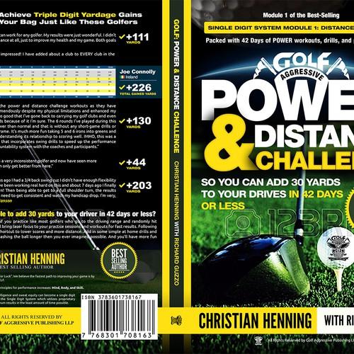 Runner-up design by coverdesignerpro