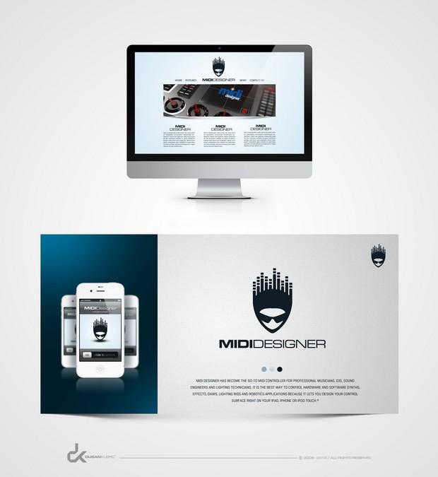 Gewinner-Design von Dusan Klepic DK™