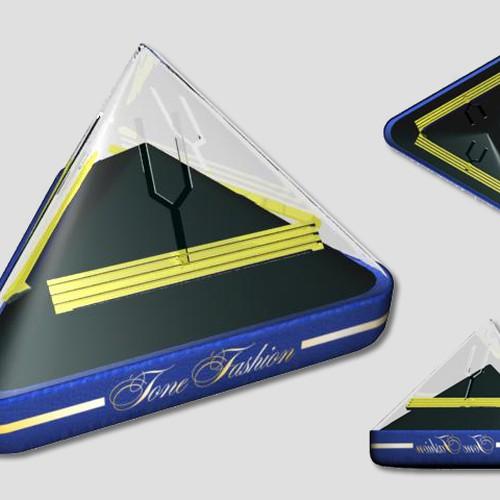 Runner-up design by Barry White