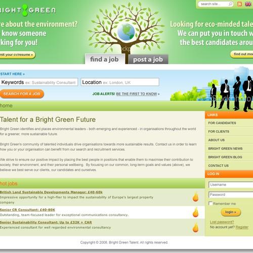 Ontwerp van finalist greenericka