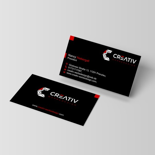 Design finalista por CreativeDesignPond