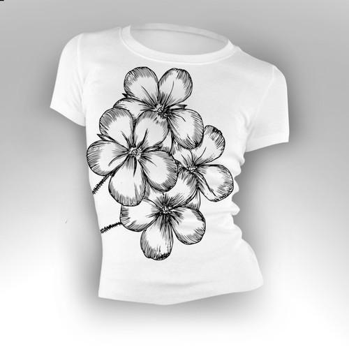 Zweitplatziertes Design von Cornelia