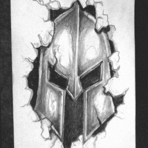 Runner-up design by damocles-art