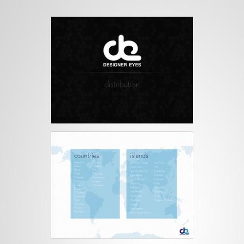 Diseño finalista de gbholder