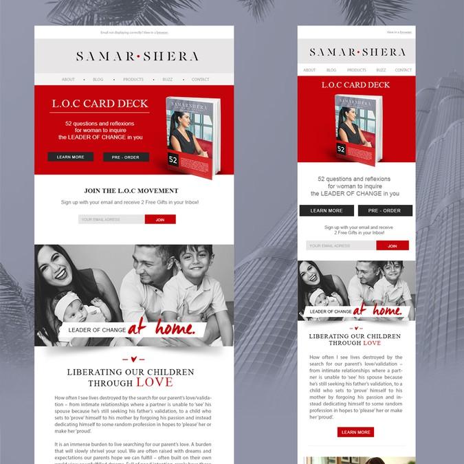 Winning design by Luz Viera
