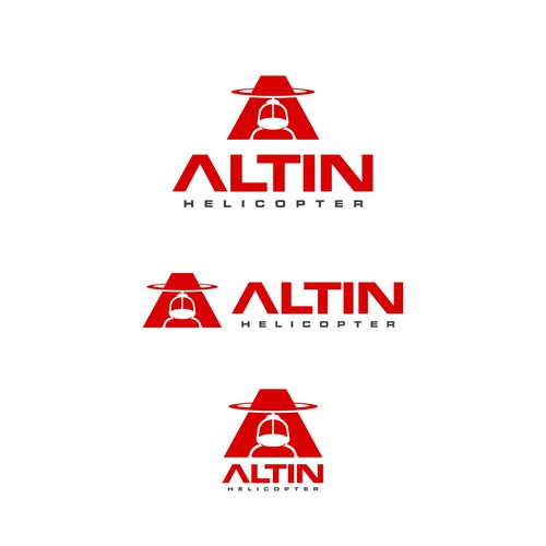 helicopter logo for altin helicopter logo design contest