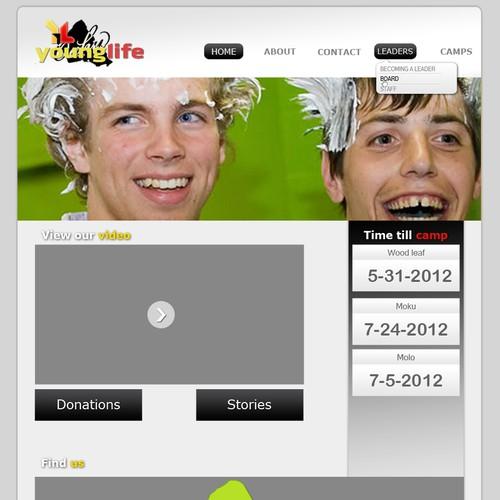 Runner-up design by Shovanooi