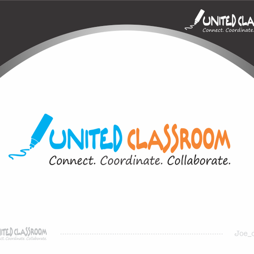 Classroom Logo Design : New logo and business card wanted for united classroom