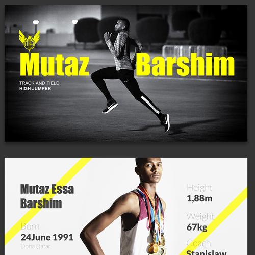 Runner-up design by Maria-ux-guru