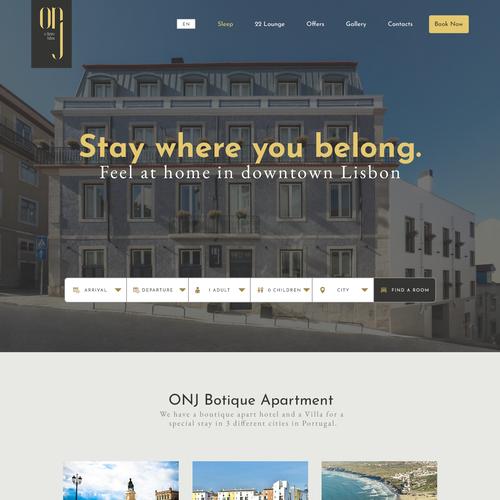 Design finalista por 101webby
