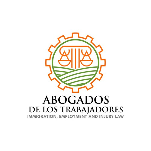 Law Firm Logo Targeting Agricultural Industrial And