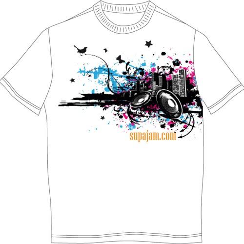 Diseño finalista de jetgirl