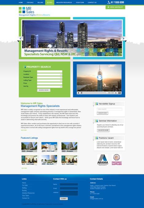 Winning design by Web Gateway