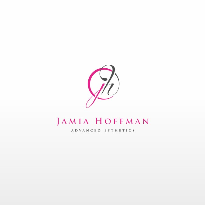 Create a logo for a female medical esthetician | Logo design