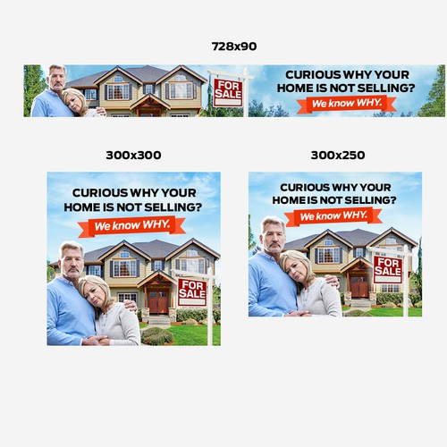 Create Eye Catching Real Estate Banner Ads Banner Ad Contest 99designs