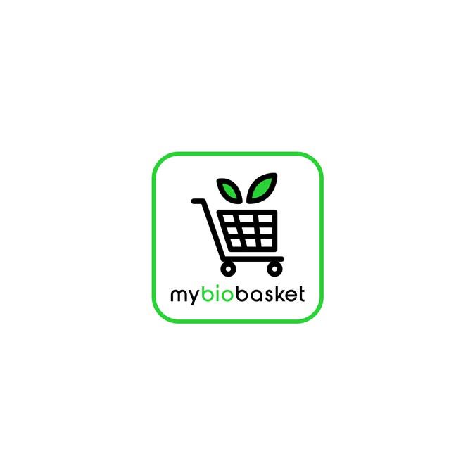 Mybiobasket Logo Brand Identity Pack Contest