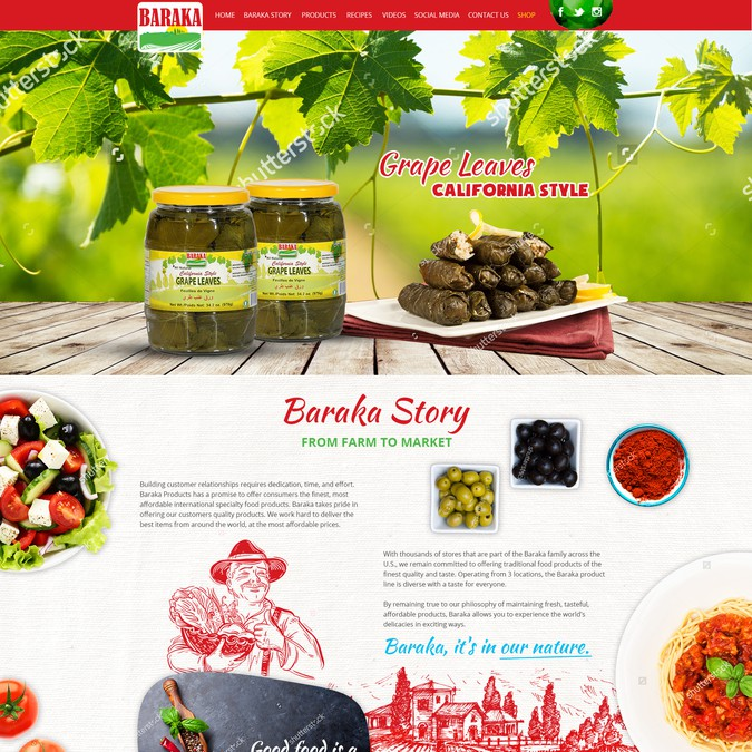 Winning design by Slaviana