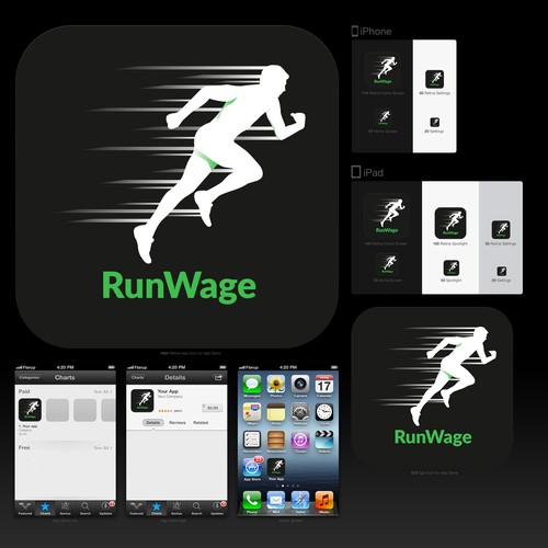 Runner-up design by emran81