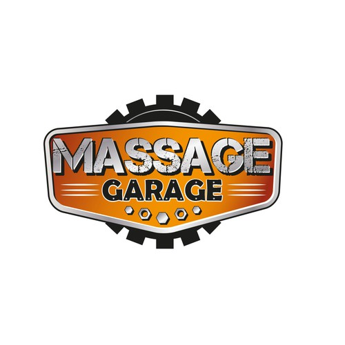 Massage Garage Logo Needed To Covey Upscale Mechanics Garage Vibe Logo Design Contest 99designs