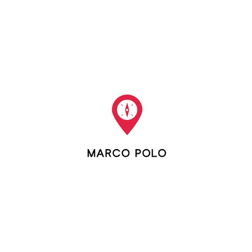 design a brand logo for trip discovery and planning start up marco polo logo design contest. Black Bedroom Furniture Sets. Home Design Ideas