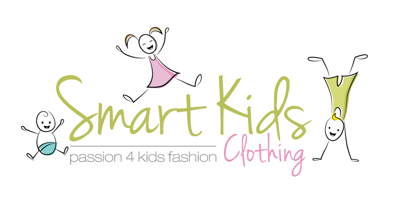 logo for smart kids clothing logo design contest